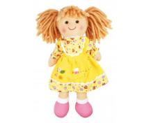 [Lalka szmacianka - Daisy (wysokość: 28 cm)]