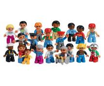 [LEGO Duplo - Figurki zawody]