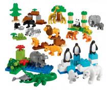 [LEGO Duplo - Dzikie zwierzęta]