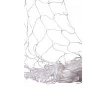 [Siatka dekoracyjna 5x1 m - biała]