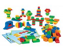 [LEGO Duplo - Mix klocków - 144 szt]