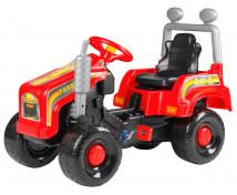 [Traktor MEGA - czerwony]