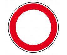 [Kamizelka - Zakaz ruchu w obu kierunkach!]