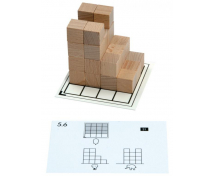 [Karty aktywności dla Drewnianych Klocków wielofunkcyjnych - Zestaw 1]