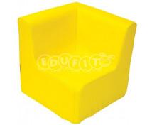 [Fotel narożny - żółty]