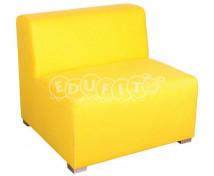 [Fotel 1 osobowy - żółty]
