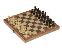 [Drewniane szachy]