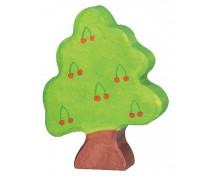 [Drewniane domki - Czereśnia (12 x 2,3 x 15 cm)]