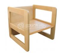 [Multifunkčná stolčeková stolička]