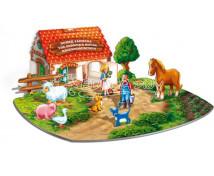[3D puzzle - Na farme]