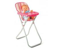 [Vysoká stolička pre bábiku]