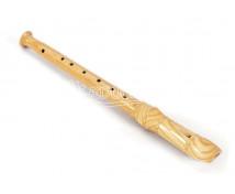 [Drevená flauta]