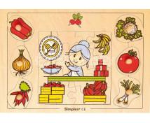 [Puzzle - Ovocie-zelenina]