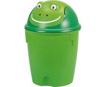 [Kôš na odpadky - žabka]