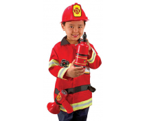 [Kostým - Požiarnik]