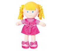 [Mäkká bábika - dievčatko - výška 50 cm]