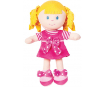 [Mäkká bábika - dievčatko - výška 75 cm]