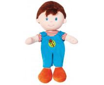 [Mäkká bábika - chlapček - výška 35 cm]