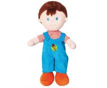 [Mäkká bábika - chlapček - výška 50 cm]