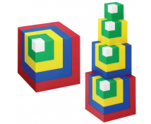 [3D skladačka - Kocka]