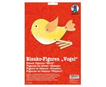 [Papierové figúrky - Vtáčik (16 x 25 cm)]