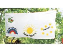 [Textilný banner]