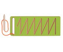 [Grafomotorický labyrint - Labyrint 8]