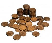 [Euro mince - 20 cent - 100 ks]