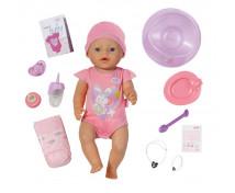 [Baby Born - Interaktívna bábika, 43 cm]