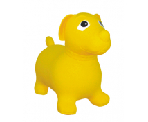 [Nafukovacie zvieratko - žltý psík]