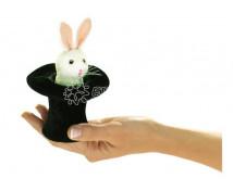 [Maňuška prstová - Zajačik v klobúku]