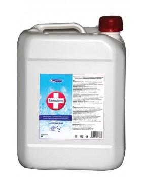 BANNderm - tekuté mýdlo s antibakteriální přísadou, 5 l