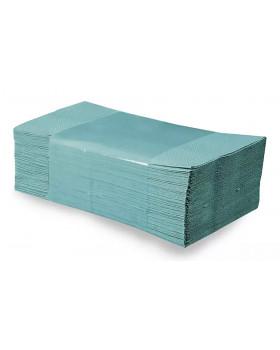 Utěrky papírové, zelené