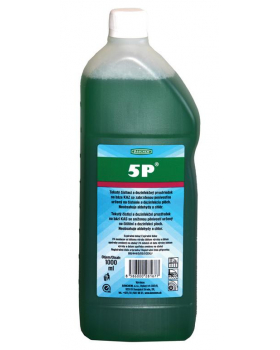 5P - čistiaci prostriedok s dezinfekčným účinkom, 1l