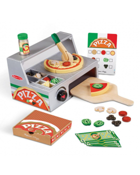 Pizza pult