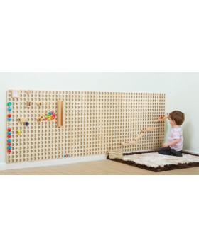 TTS Muro - drevená tabuľa