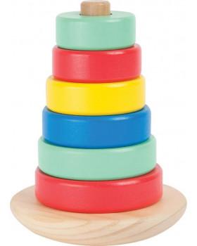 Balančná veža na ukladanie