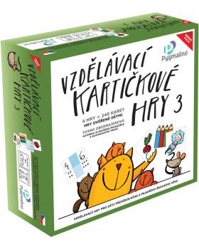 Vzdělávací karetní hry 3