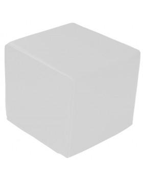 Taburetka štvorec - sivá výška 35 cm
