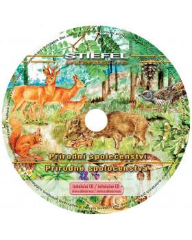 Software - Prírodné spoločenstvá CZ(licencia SIA5)