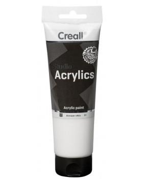 Akrylová farba 250 ml biela