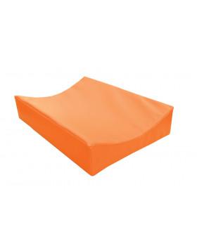 Prebaľovacia podložka - oranžová
