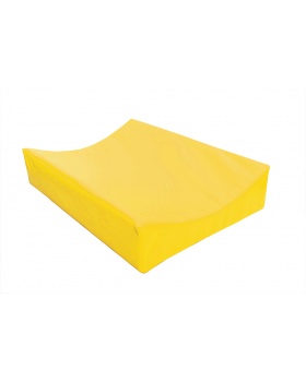 Prebaľovacia podložka - žltá