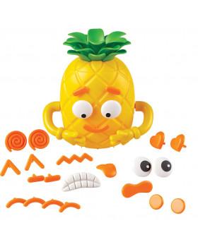 Ananás s emóciami