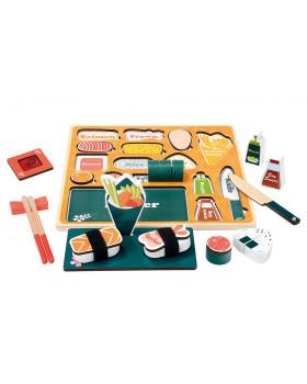 3D Puzzle - Sushi bar