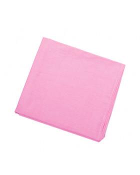 Obliečky NOMI - Jednofarebné ružové - sada na vankúš a paplón