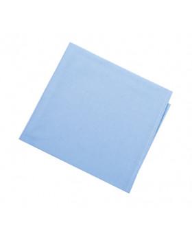 Obliečky NOMI - Jednofarebné modré - sada na vankúš a paplón