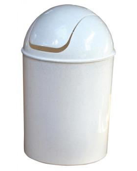Kôš plastový s vrchnákom na odpad