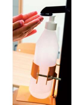 Fľaša do bezdotykového dávkovača