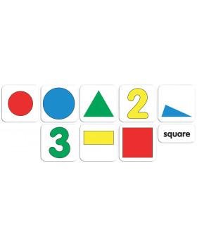 Čísla a tvary  - angličtina